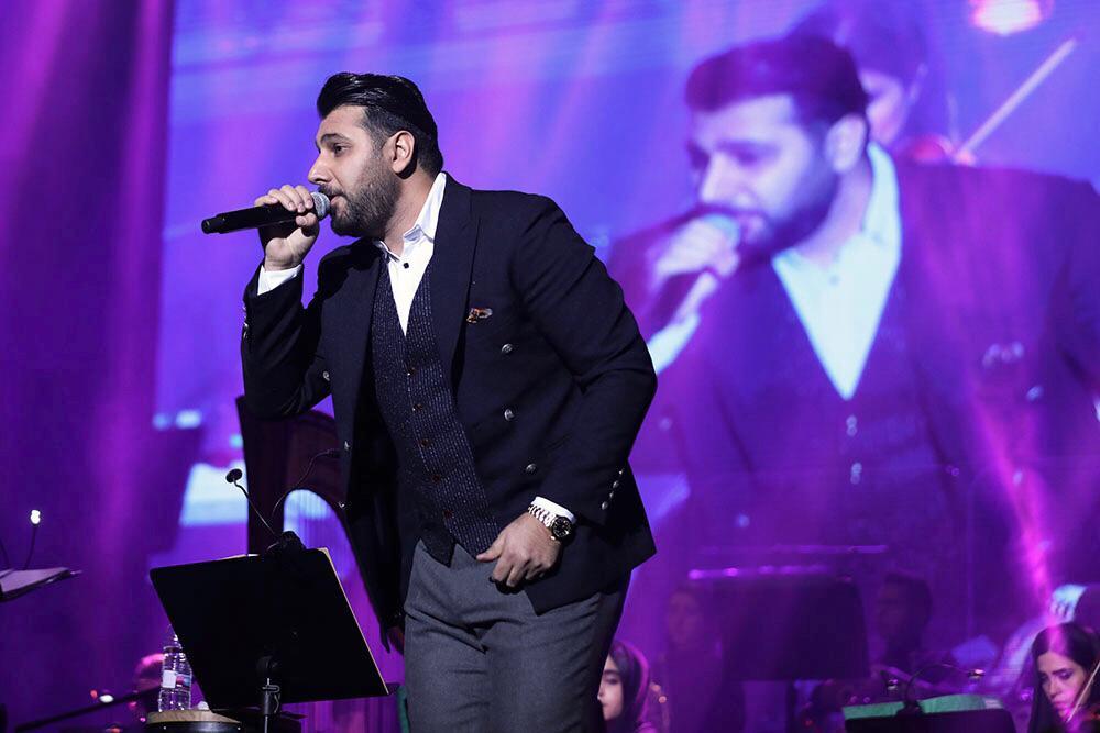 کنسرت باشکوه احسان خواجه امیری باردیگر برای طرفدارانش خاطره بیادماندنی ساخت: