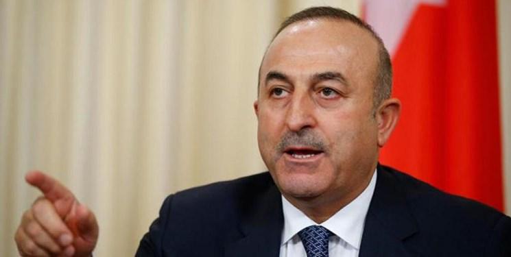 چاووشاوغلو:آنکارا به حمایت خود از امنیت و ثبات عراق ادامه میدهد