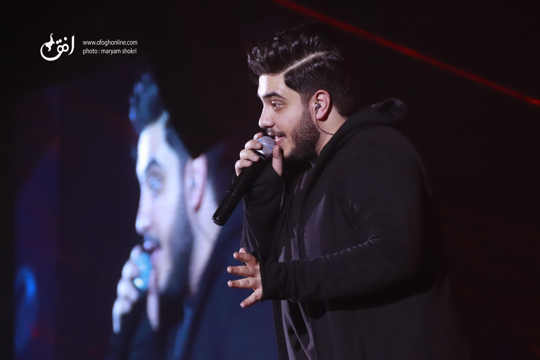 دومین کنسرت آرون افشاردر تهران + تصاویر