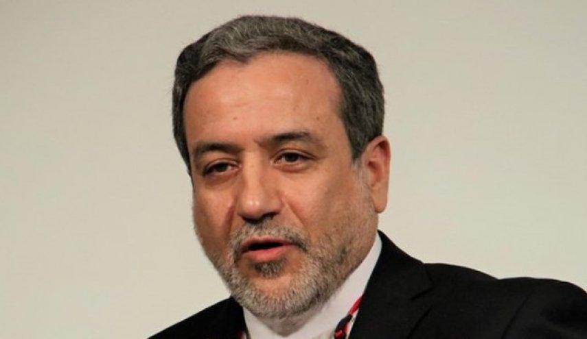 عراقچی: دولت فعلی آمریکا شریک تحریم های وحشیانه و غیرقانونی ایران است