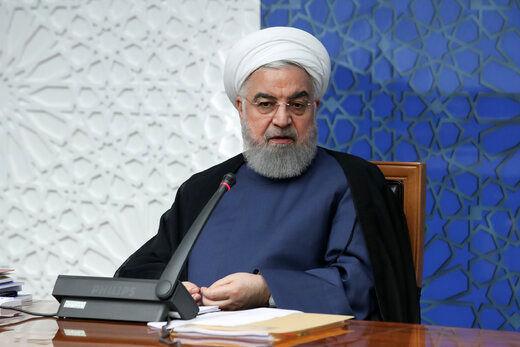 روحانی: شرایط نا مناسبتری نسبت به هفتههای گذشته است