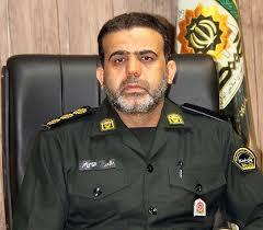 فرمانده انتظامی استان ایلام از سوی سردار اشتری منصوب شد