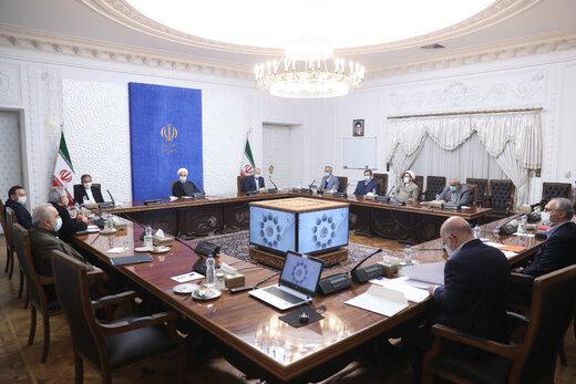 جزئیات مهم نخستین نشست مشورتی روحانی و قالیباف در مورد بودجه ۱۴۰۰