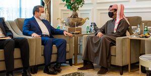 مسائل منطقه؛ محور گفتگوی عراقچی و وزیرخارجه قطر