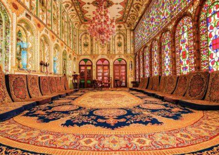 خانه تاریخی ملاباشی زیباترین خانه اصفهان + تصاویر