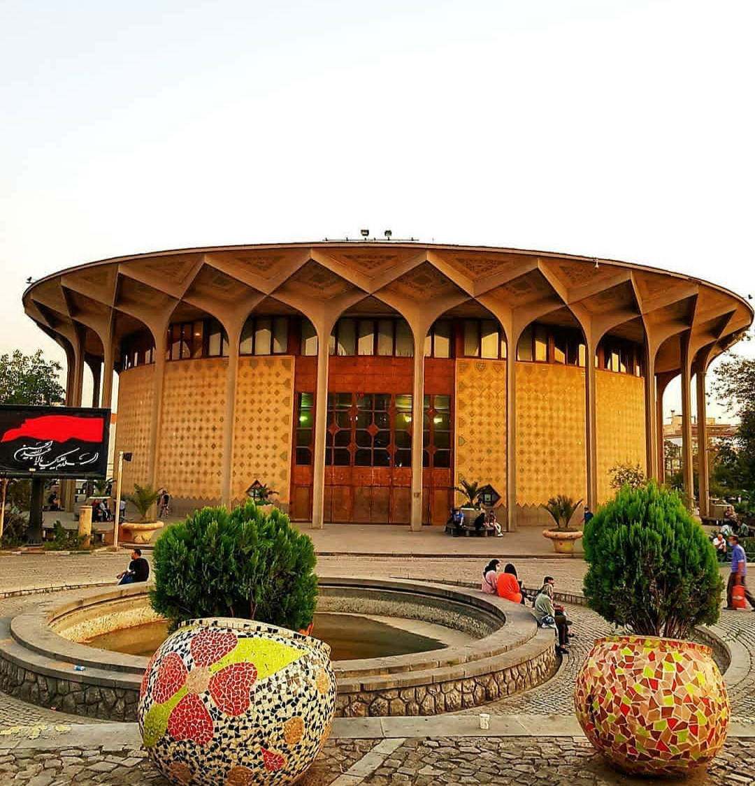 پارک آسیب پذیر اما قدیمی تهران + تصاویر