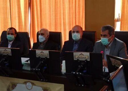 جلسه ویژه بورسی کمیسیون اقتصادی مجلس با حضور قالیباف و دژپسند + تصاویر