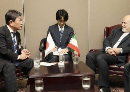 آمادگی ژاپن برای تلاش های دیپلماتیک فعالانه در راستای حل مسئله هسته ای ایران