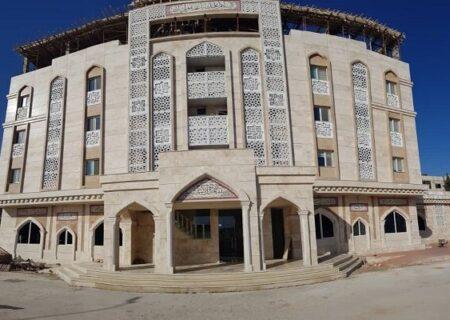 مهمانسرای حضرت زینب (س) در دمشق سوریه به بهره برداری رسید