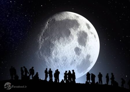 چه چیزی در نیمه تاریک ماه پنهان شده است؟ + تصاویر