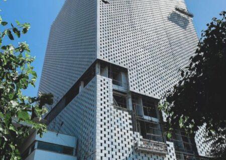 پلاسکو بزرگترین مرکز تولید و عرضه پوشاک کشور با نمایی جدید +تصاویر