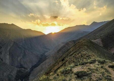 میگون منطقه زیبای تهران با گویش مازندرانی