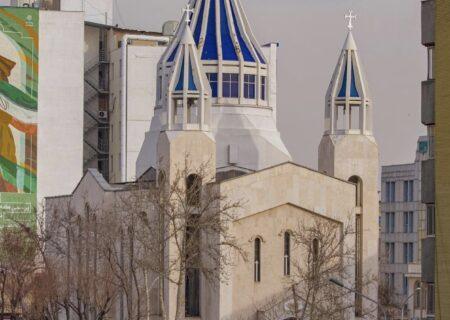 کلیسای سرکیس مقدس در تهران