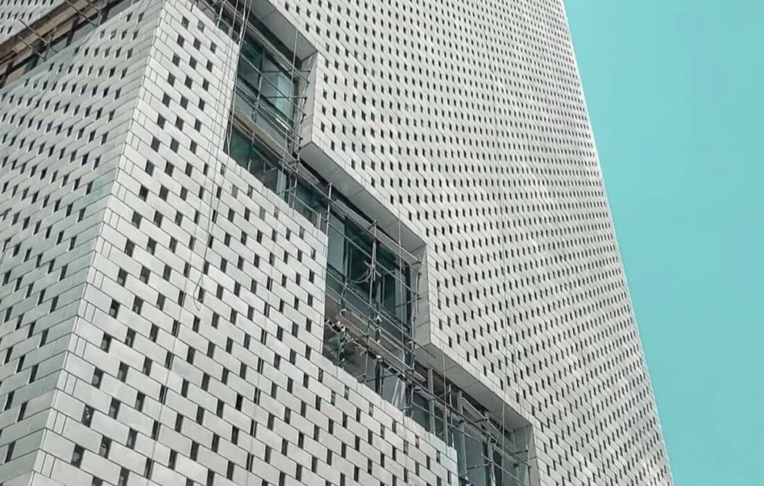 پلاسکو بزرگترین مرکز تولید و عرضه کشور با نمایی جدید+تصاویر