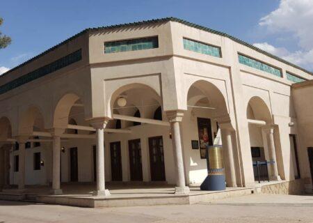 موزه نفت سوزهای کرمان