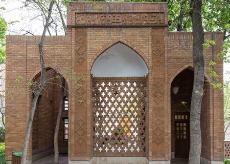 باغ ایرانی بوستان زیبای تهران+تصاویر
