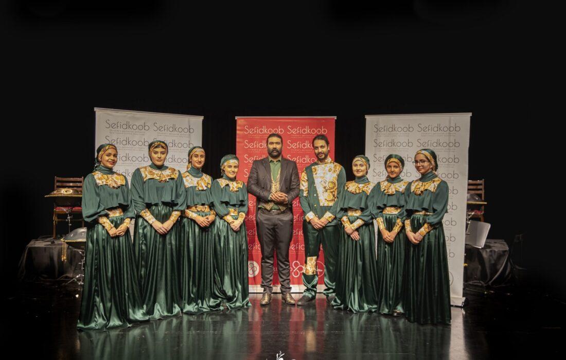 اولین و تنها ارکستر هنگدرام دنیا در ایران رونمایی شد.